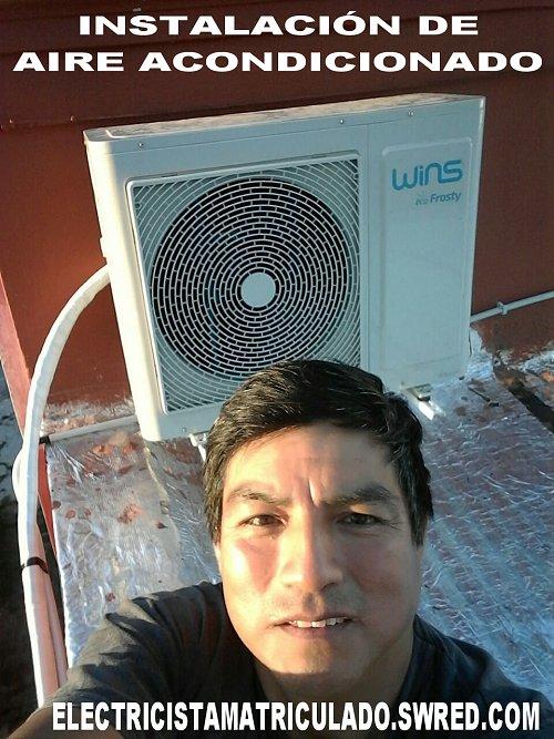 Instalación aire acondicionado, mantenimiento, Celulaburo